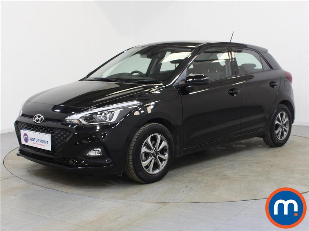 Hyundai I20 SE - Stock Number 1094993 Passenger side front corner