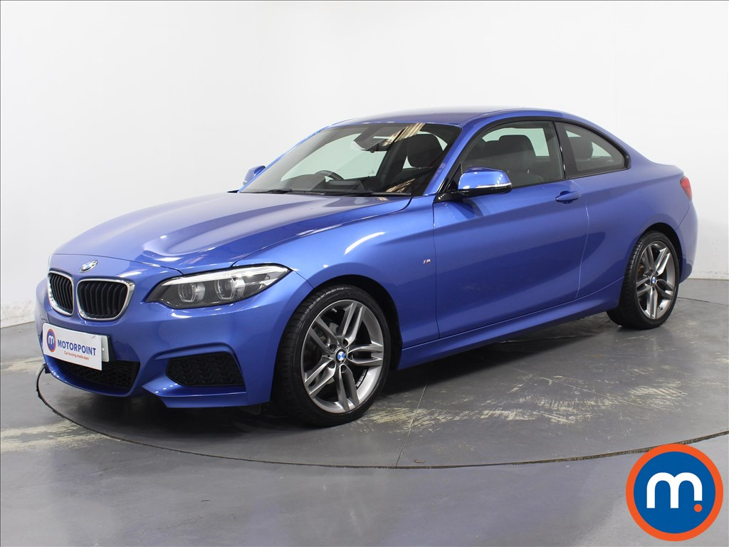 BMW 2 Series M Sport - Stock Number 1094186 Passenger side front corner