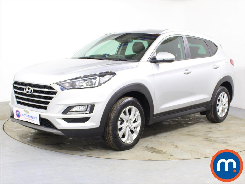 Hyundai Tucson SE Nav - Stock Number 1095058 Passenger side front corner