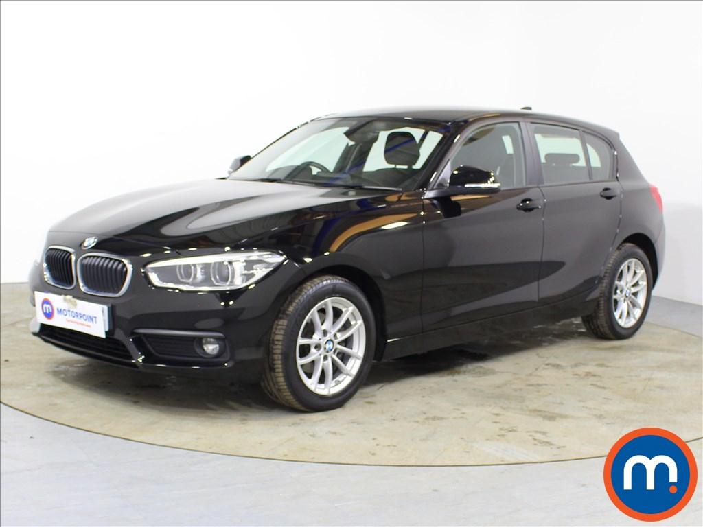 BMW 1 Series SE Business - Stock Number 1087423 Passenger side front corner