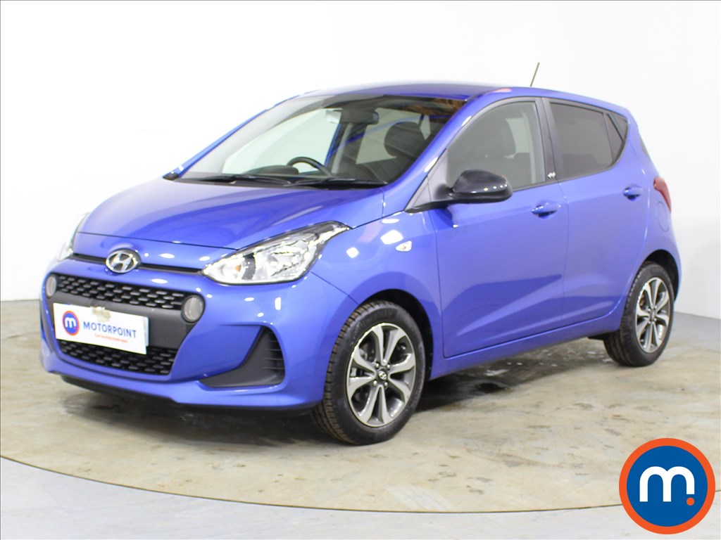 Hyundai I10 Play - Stock Number 1095204 Passenger side front corner