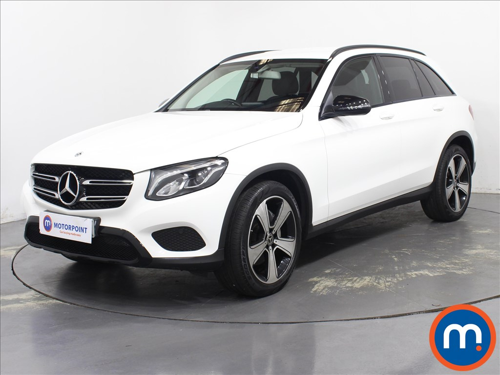 Mercedes-Benz GLC Urban Edition - Stock Number 1094138 Passenger side front corner