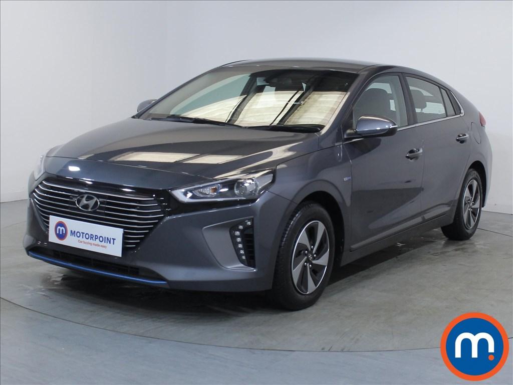 Hyundai Ioniq Premium - Stock Number 1080356 Passenger side front corner