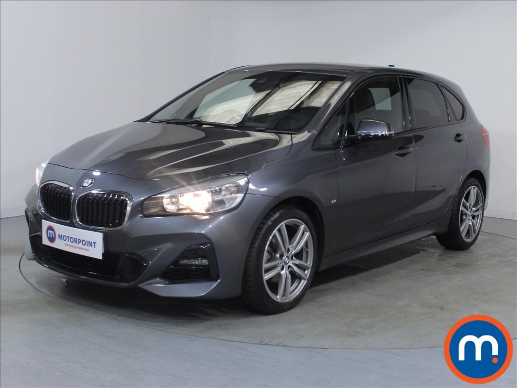 BMW 2 Series M Sport - Stock Number 1098449 Passenger side front corner