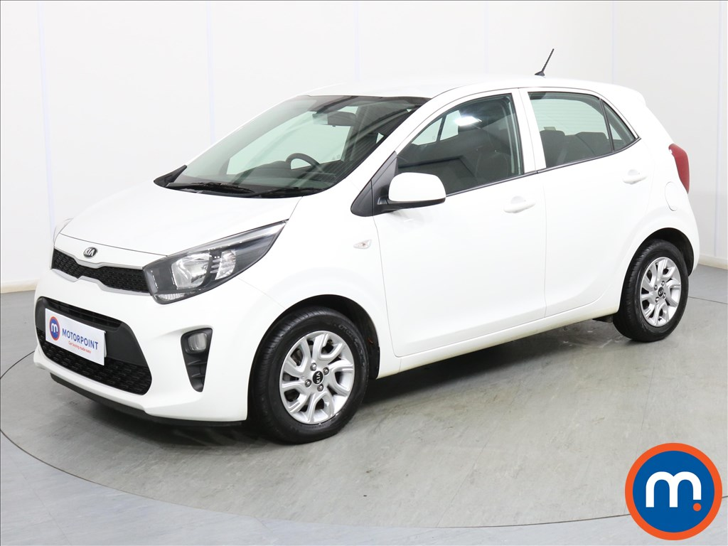KIA Picanto 2 - Stock Number 1098628 Passenger side front corner