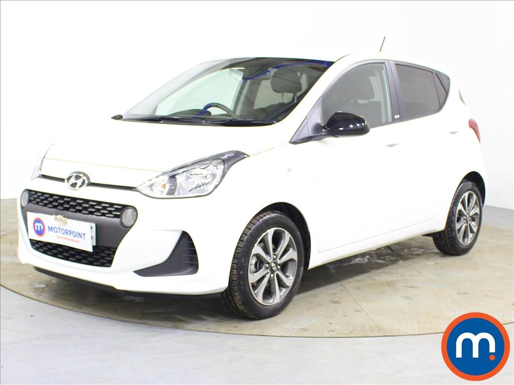 Hyundai I10 Play - Stock Number 1095282 Passenger side front corner