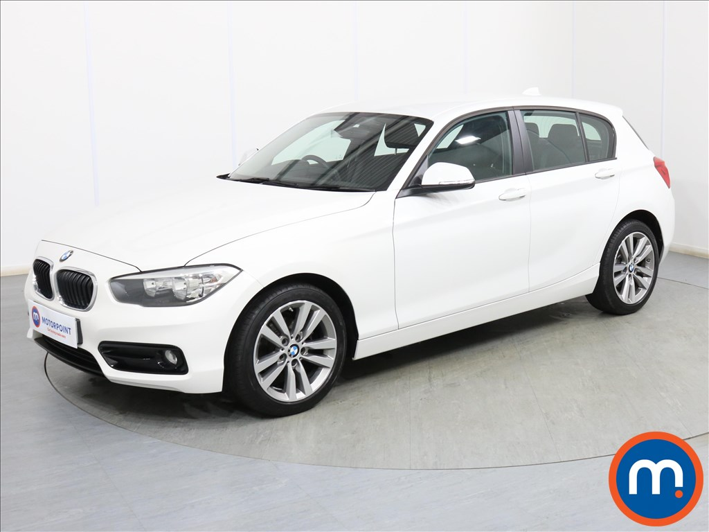 BMW 1 Series Sport - Stock Number 1097537 Passenger side front corner