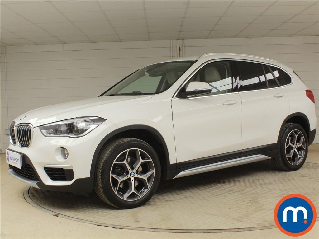 BMW X1 xLine - Stock Number 1098393 Passenger side front corner