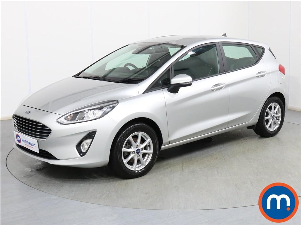 Ford Fiesta Zetec - Stock Number 1096351 Passenger side front corner