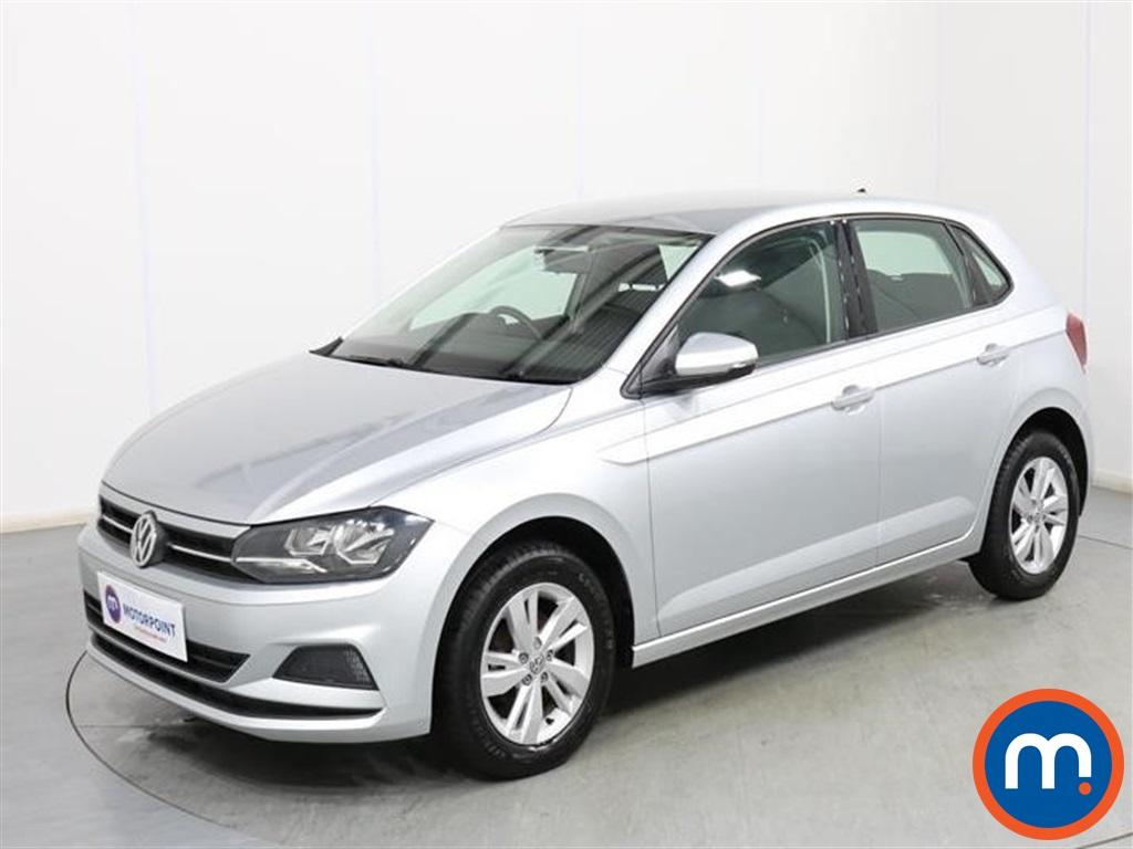 Volkswagen Polo SE - Stock Number 1096356 Passenger side front corner
