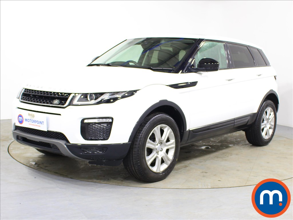Land Rover Range Rover Evoque SE Tech - Stock Number 1097200 Passenger side front corner