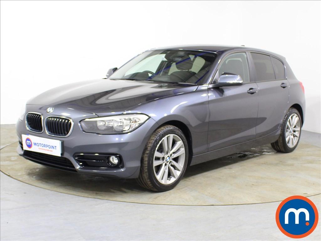 BMW 1 Series Sport - Stock Number 1097961 Passenger side front corner