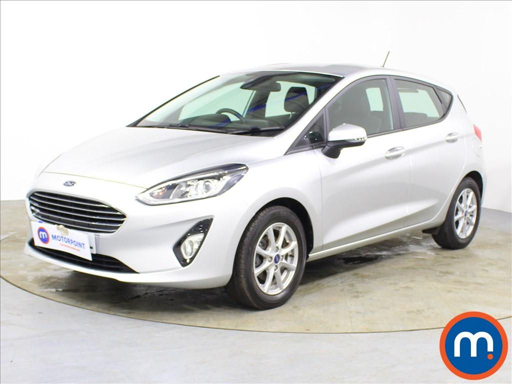 Ford Fiesta Zetec - Stock Number 1068230 Passenger side front corner