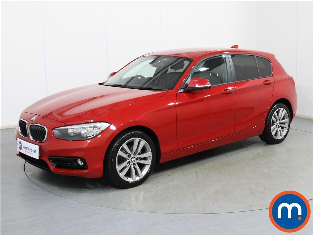 BMW 1 Series Sport - Stock Number 1098075 Passenger side front corner