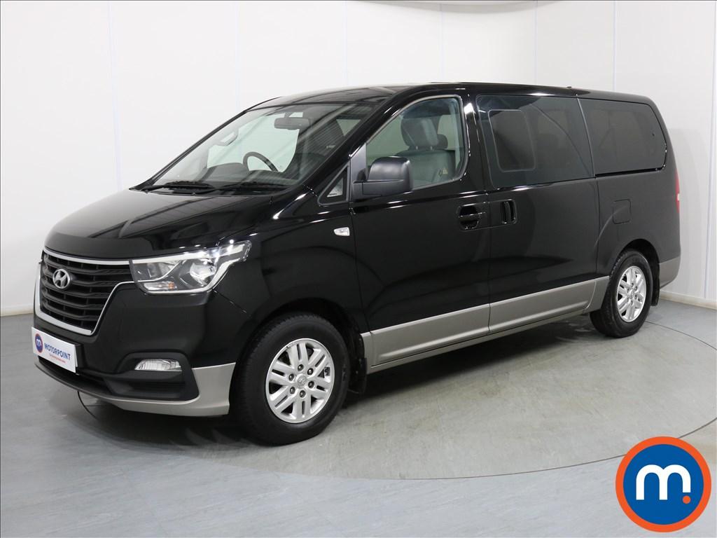 Hyundai I800 2.5 CRDi SE Nav 5dr - Stock Number 1093301 Passenger side front corner