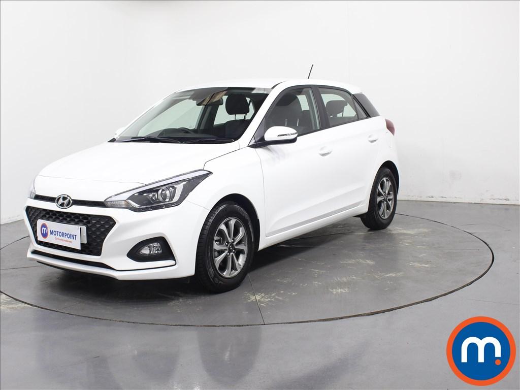 Hyundai I20 SE - Stock Number 1095025 Passenger side front corner