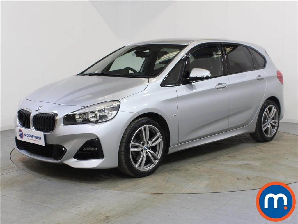 BMW 2 Series M Sport - Stock Number 1096700 Passenger side front corner