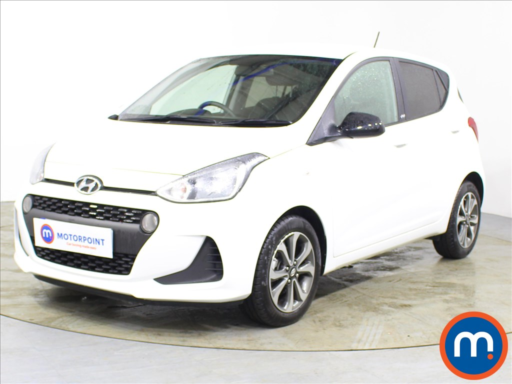 Hyundai I10 Play - Stock Number 1095385 Passenger side front corner