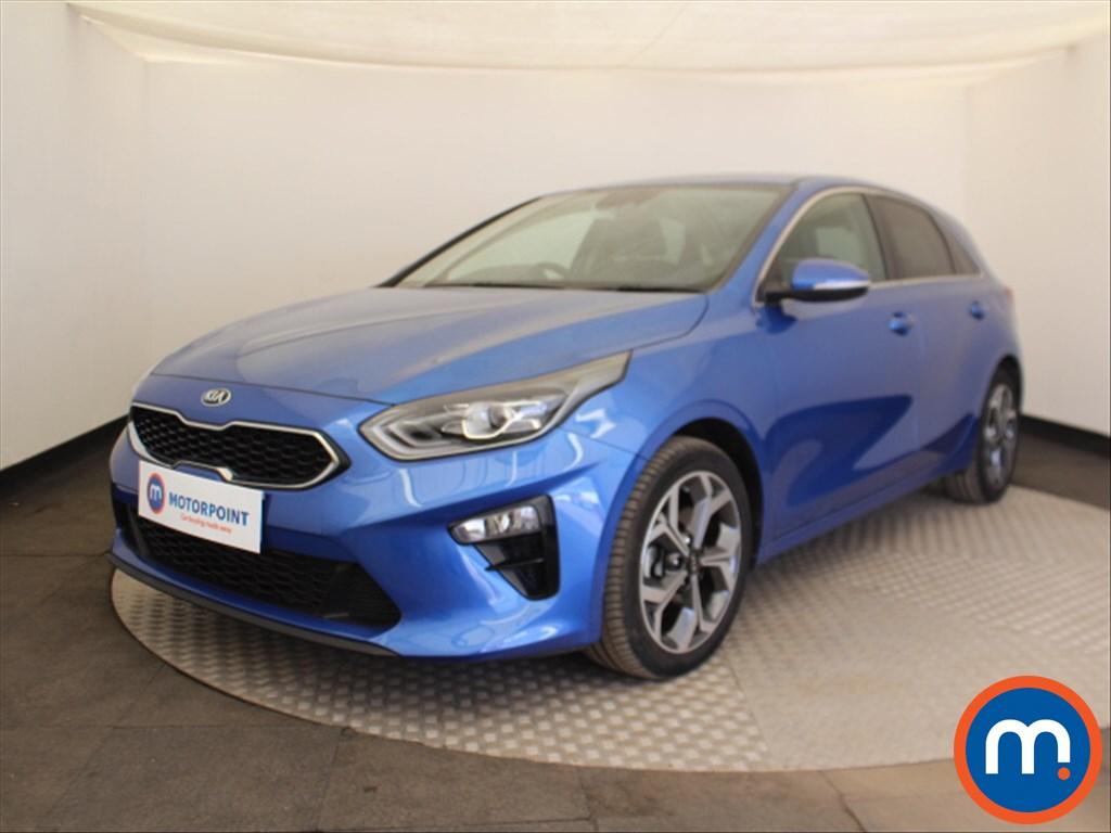 KIA Ceed Blue Edition - Stock Number 1098919 Passenger side front corner