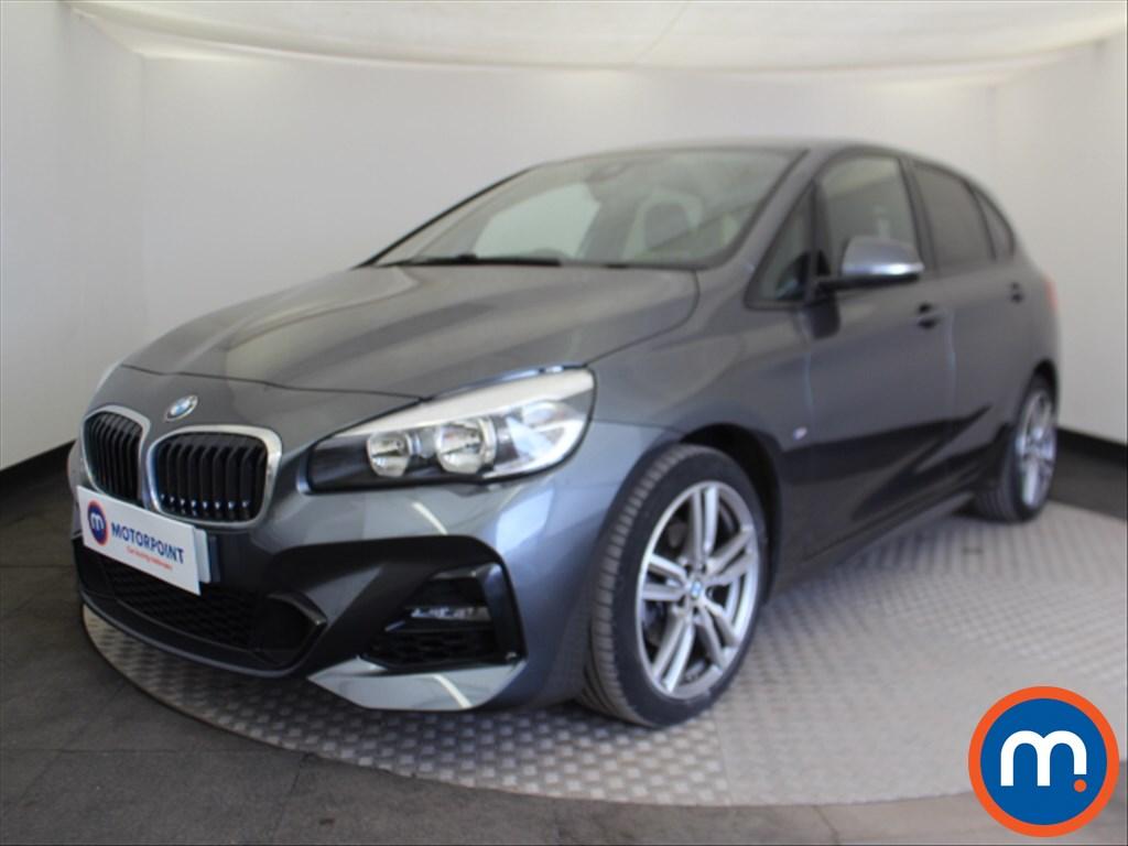 BMW 2 Series M Sport - Stock Number 1096677 Passenger side front corner