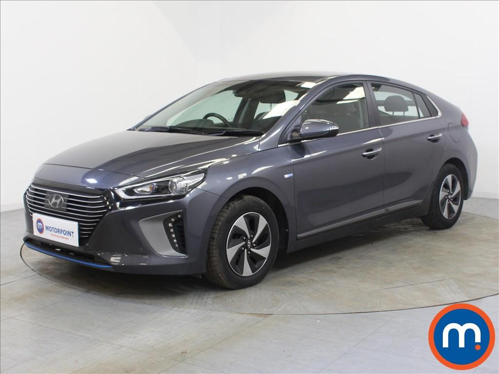 Hyundai Ioniq Premium SE - Stock Number 1087839 Passenger side front corner
