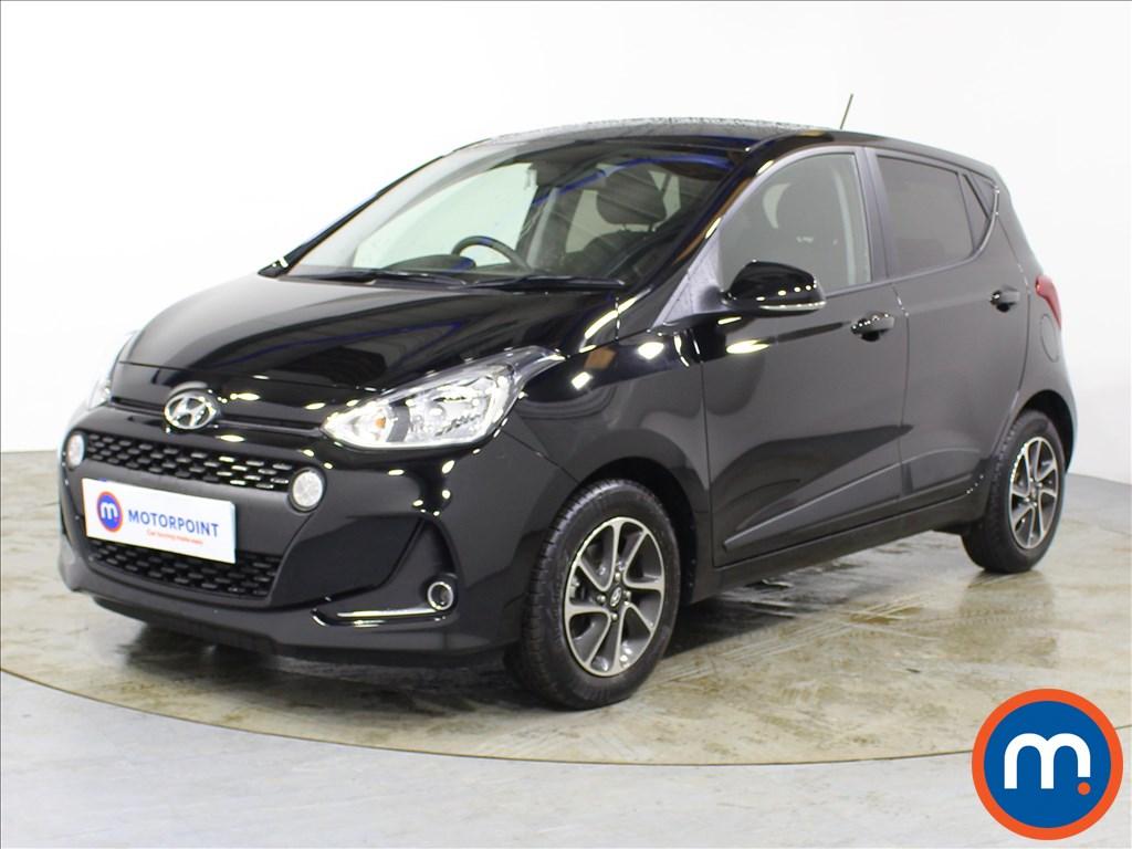 Hyundai I10 Premium - Stock Number 1095280 Passenger side front corner