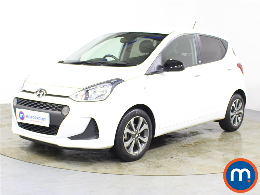 Hyundai I10 Play - Stock Number 1095373 Passenger side front corner