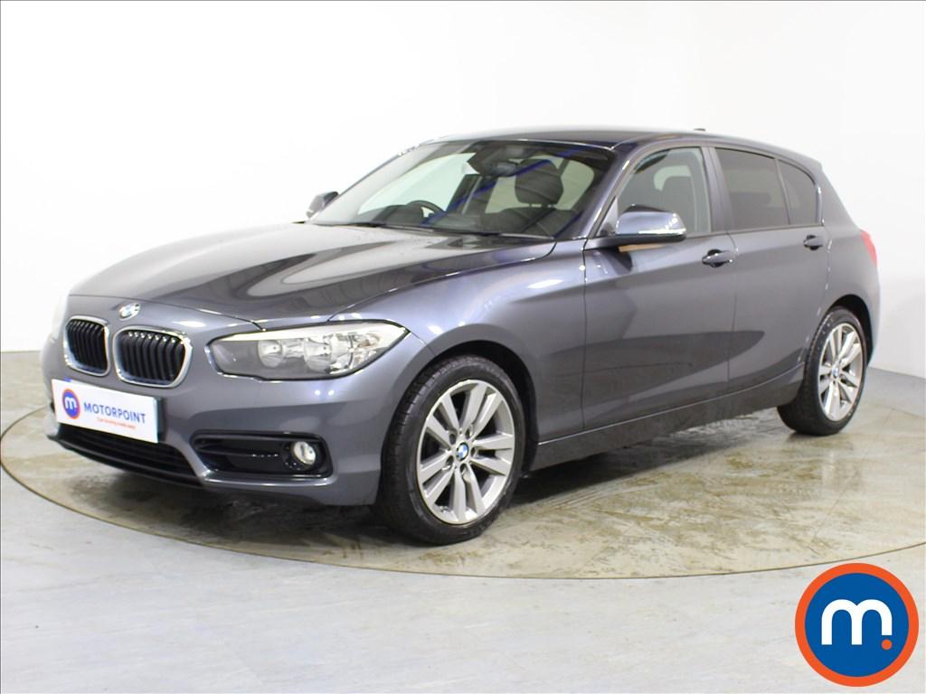 BMW 1 Series Sport - Stock Number 1097952 Passenger side front corner