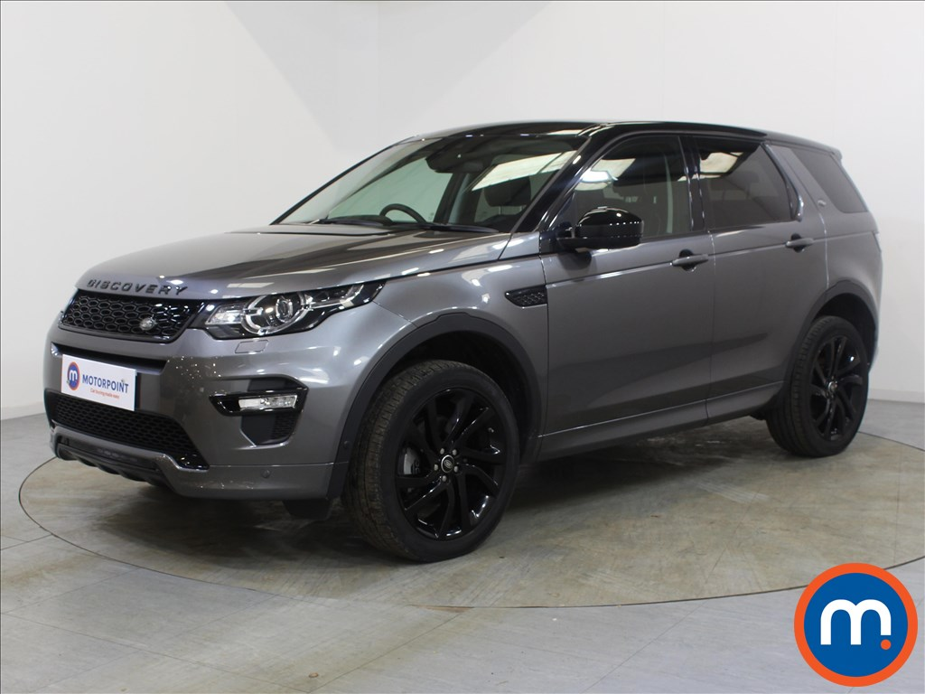 Land Rover Discovery Sport HSE Dynamic Lux - Stock Number 1096186 Passenger side front corner