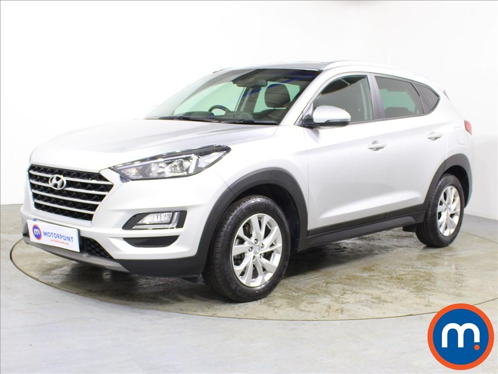 Hyundai Tucson SE Nav - Stock Number 1096648 Passenger side front corner