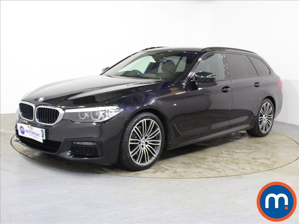 BMW 5 Series M Sport - Stock Number 1096739 Passenger side front corner