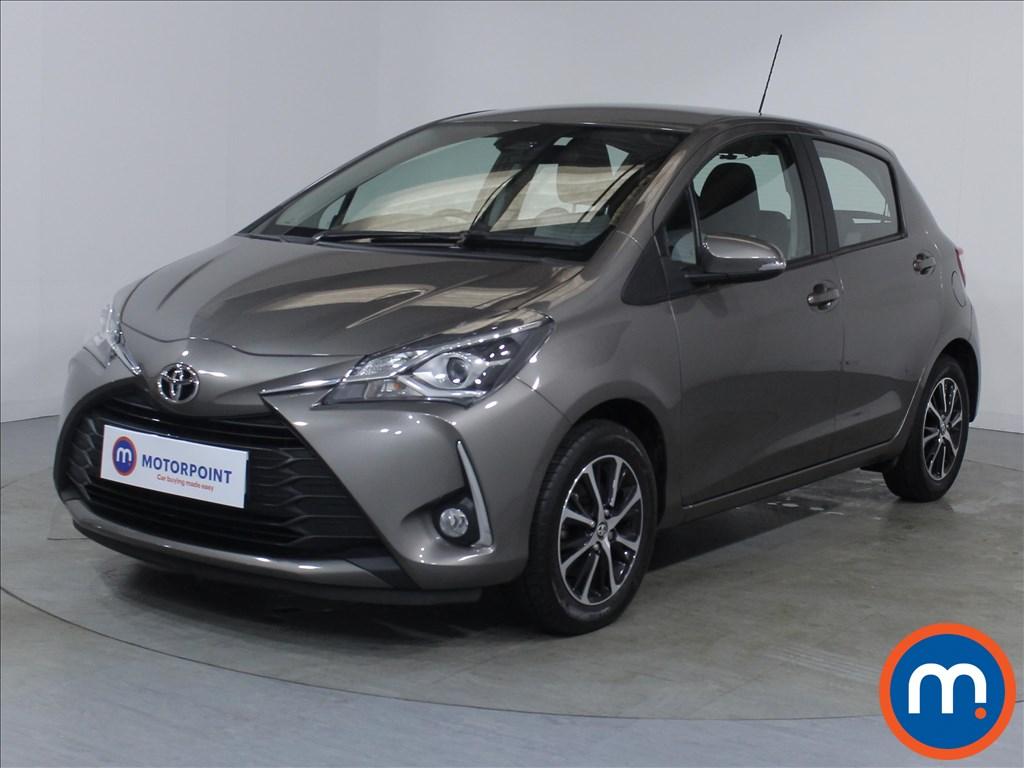 Toyota Yaris Icon Tech - Stock Number 1095645 Passenger side front corner
