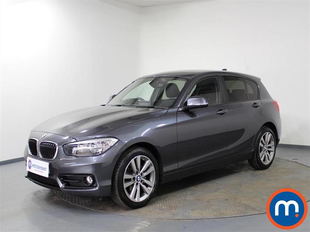 BMW 1 Series Sport - Stock Number 1097933 Passenger side front corner