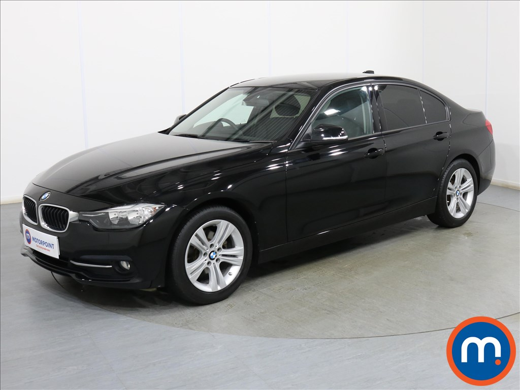 BMW 3 Series EfficientDynamics Sport - Stock Number 1098523 Passenger side front corner