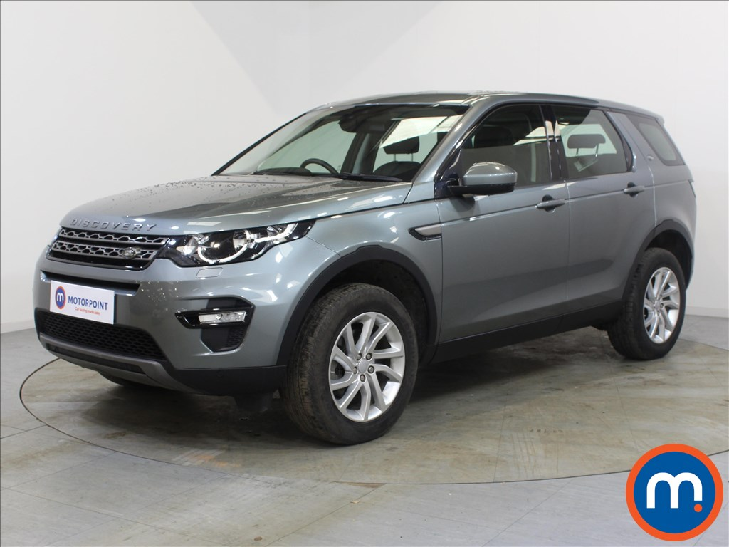 Land Rover Discovery Sport SE Tech - Stock Number 1093870 Passenger side front corner