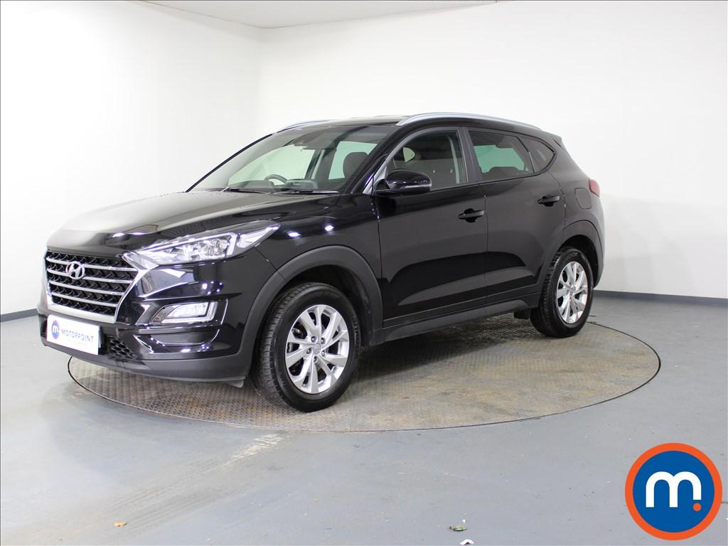 Hyundai Tucson SE Nav - Stock Number 1096516 Passenger side front corner