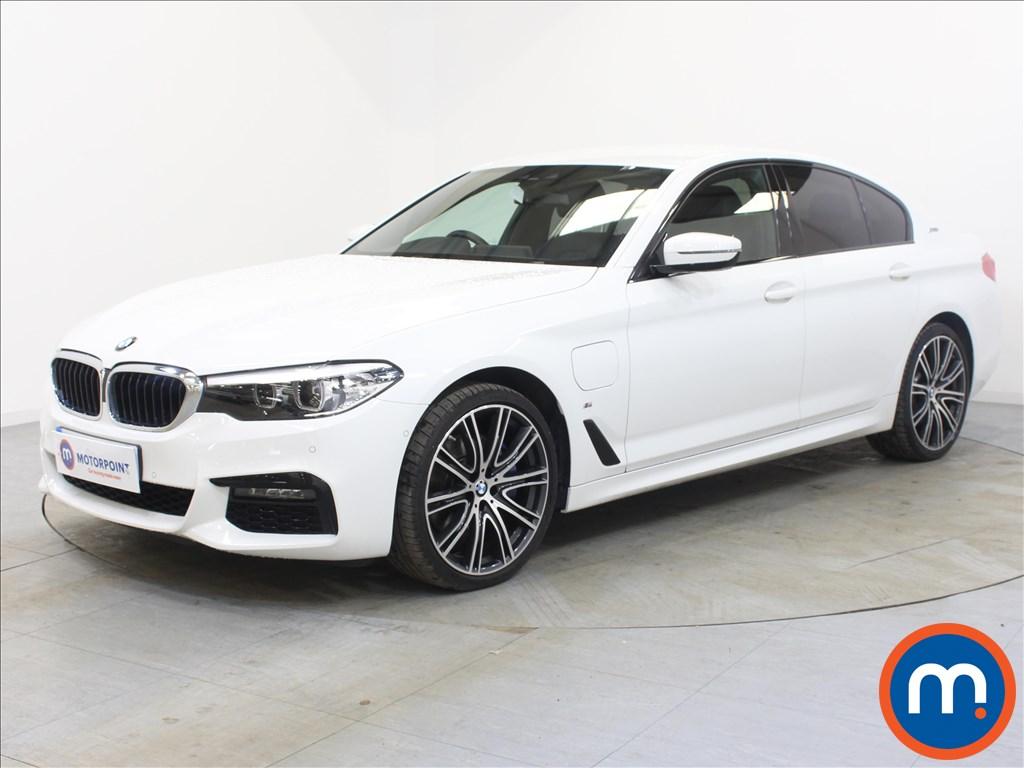BMW 5 Series M Sport - Stock Number 1096182 Passenger side front corner