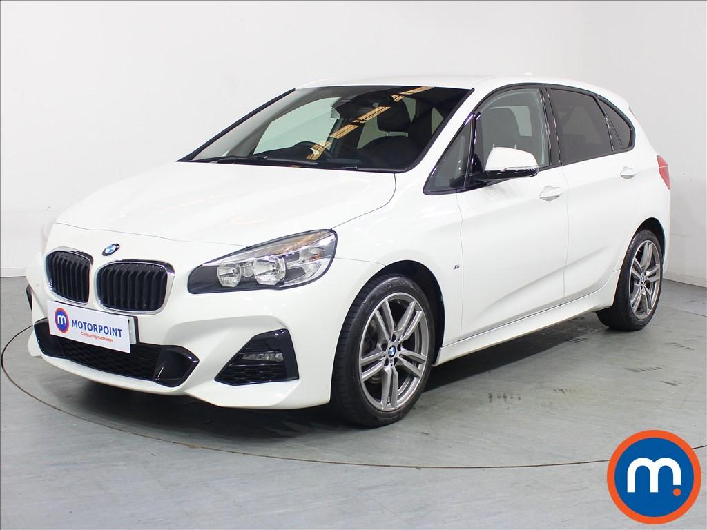 BMW 2 Series M Sport - Stock Number 1096686 Passenger side front corner