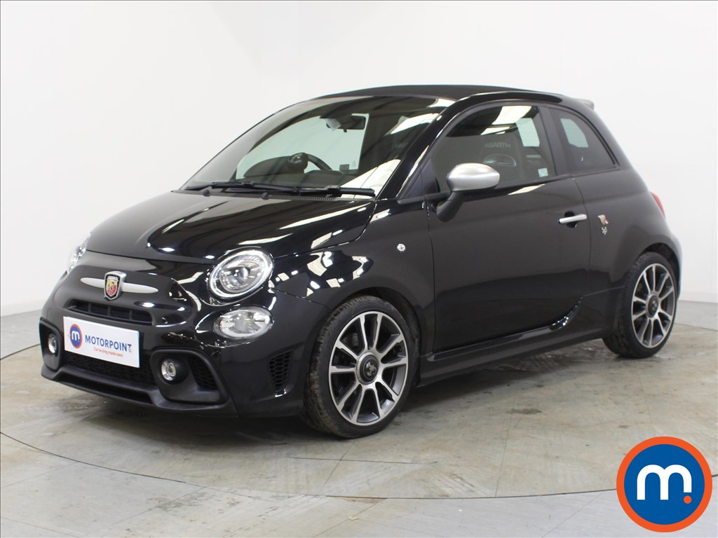 Abarth 595 Turismo - Stock Number 1096061 Passenger side front corner
