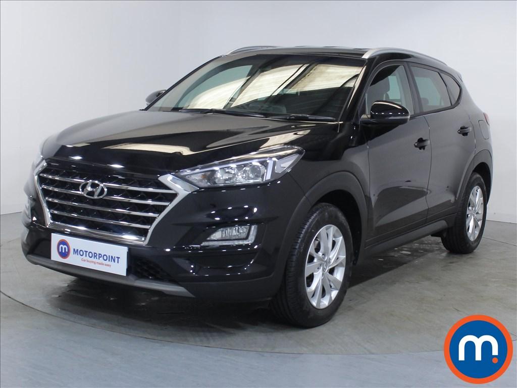 Hyundai Tucson SE Nav - Stock Number 1098773 Passenger side front corner