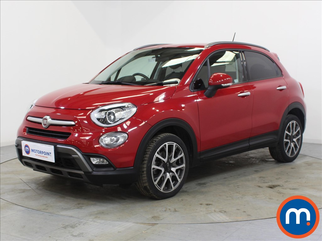 Fiat 500X Cross Plus - Stock Number 1096989 Passenger side front corner