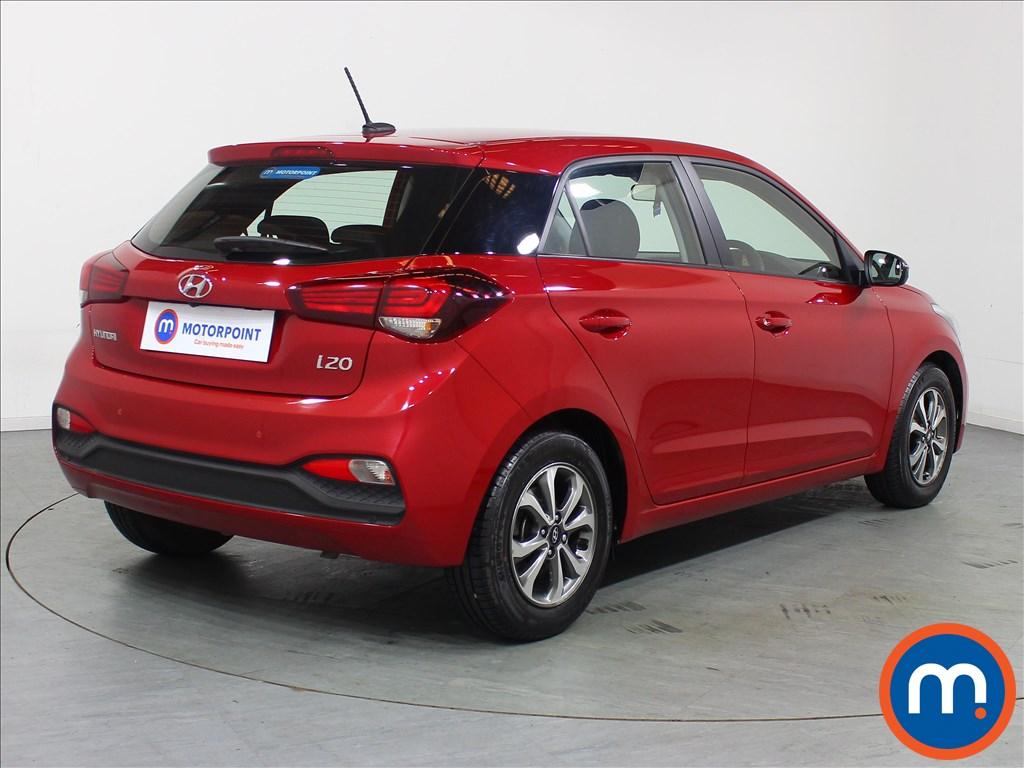 Hyundai I20 SE - Stock Number 1095036 Passenger side front corner