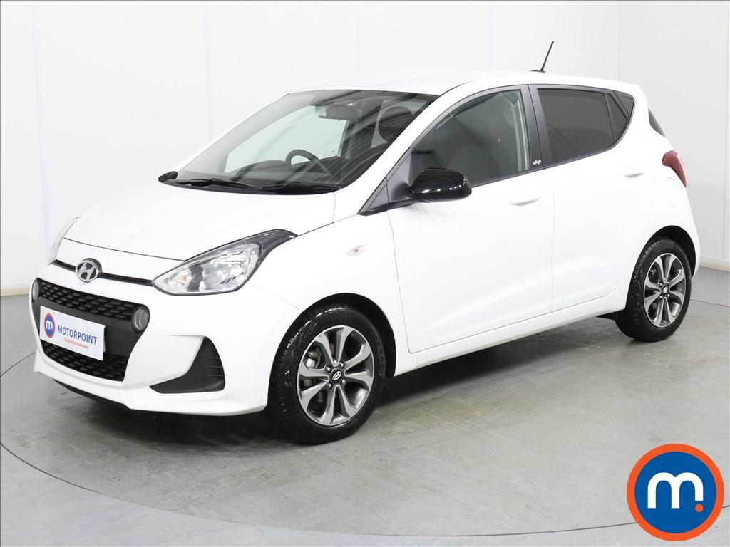 Hyundai I10 Play - Stock Number 1095368 Passenger side front corner