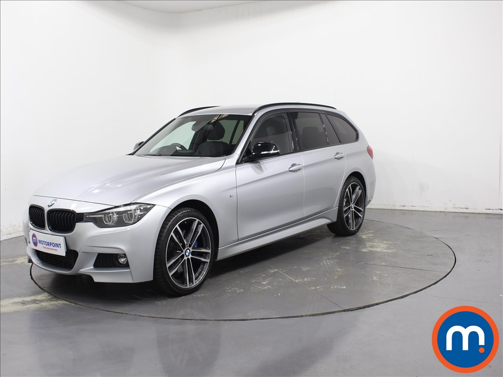 BMW 3 Series M Sport Shadow Edition - Stock Number 1097139 Passenger side front corner
