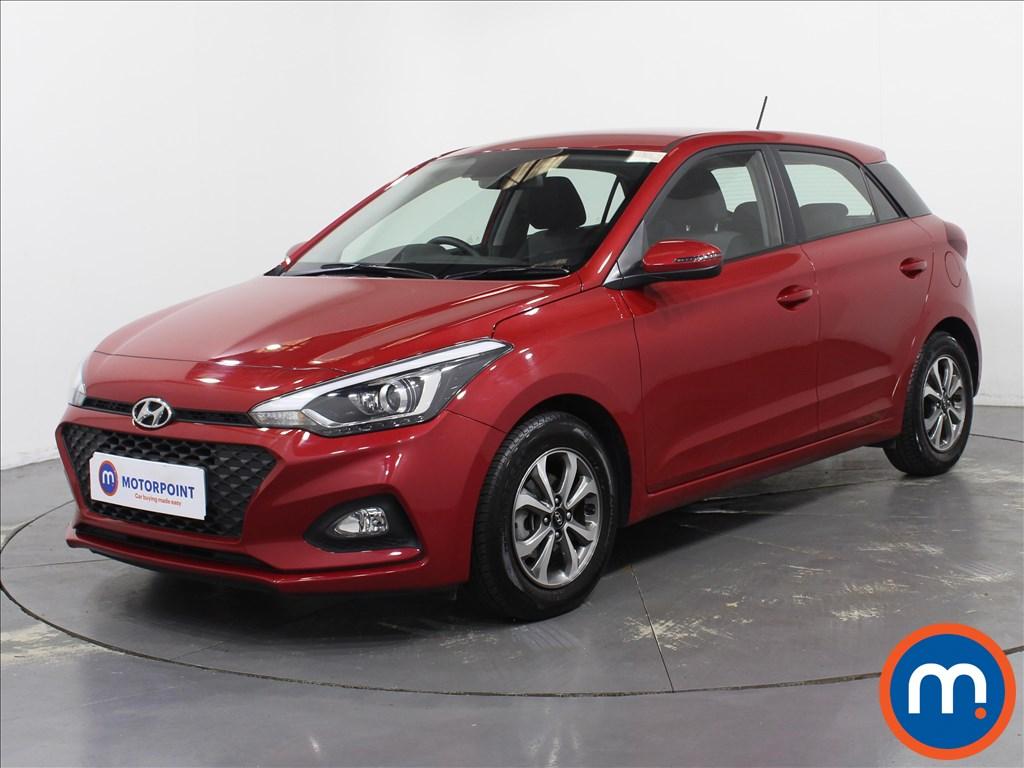 Hyundai I20 SE - Stock Number 1095023 Passenger side front corner