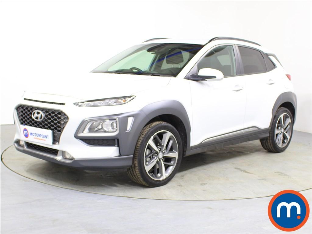Hyundai Kona Premium - Stock Number 1096579 Passenger side front corner
