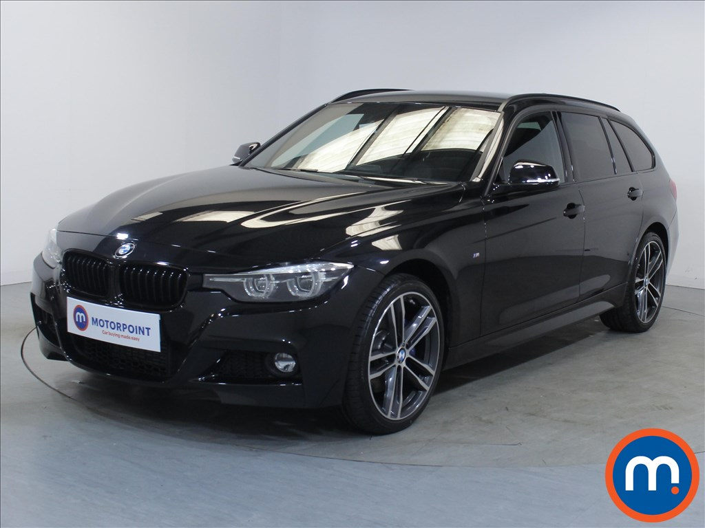 BMW 3 Series M Sport Shadow Edition - Stock Number 1098995 Passenger side front corner