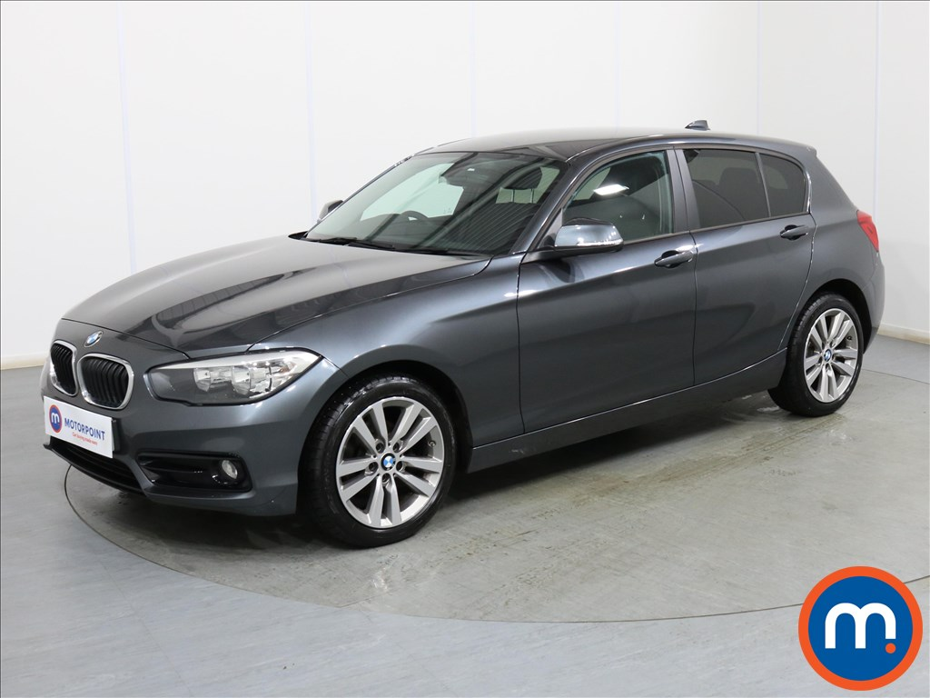 BMW 1 Series Sport - Stock Number 1097979 Passenger side front corner