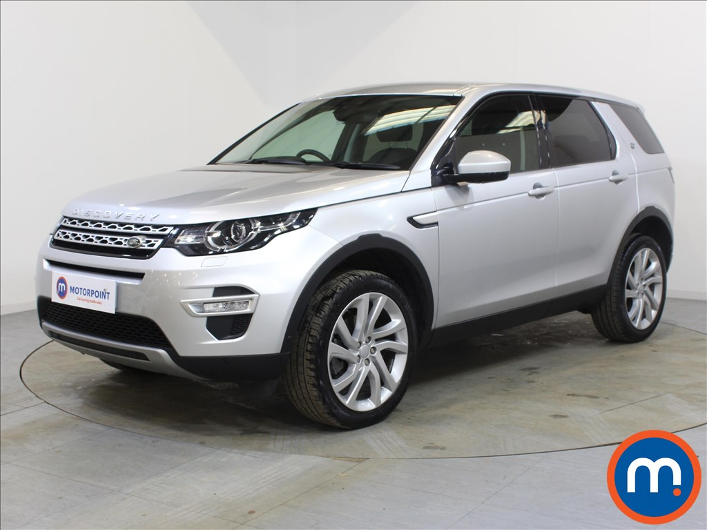 Land Rover Discovery Sport HSE Luxury - Stock Number 1086195 Passenger side front corner