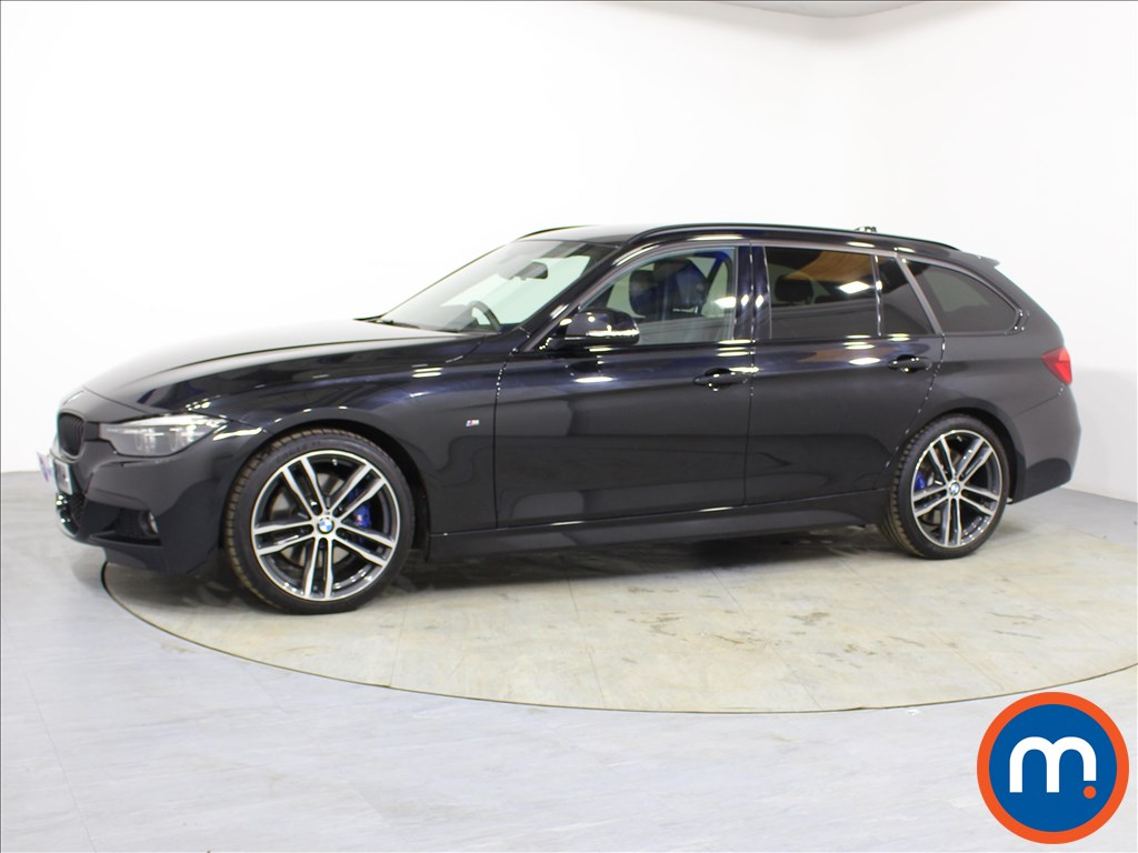 BMW 3 Series M Sport Shadow Edition - Stock Number 1096857 Passenger side front corner